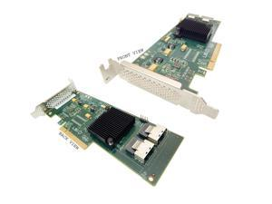 IBM SAS 9201-8i 6Gb PCIe 2.0 RAID with LP Bracket 45W9122