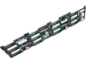 HP DL380e G8 12-Bay LFF Drive Backplane 647408-001