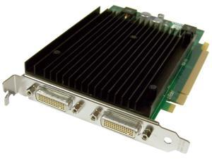IBM Quadro NVS440  X16 PCIe 256MB Graphics Card 46R4046 4-Port 180-10307-0000-A02