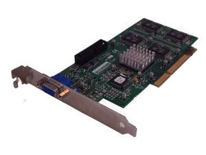 Dell Diamond Fire GL 1000 Pro 8MB AGP Video Card 6305C 23130029-402