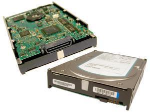 Dell ST373207FCV 10K 3.5in FC 73GB Hard Drive Y9823 PV650F Fibre Channel