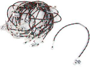 Lot-22 13in 3Pin Wake-on-LAN WOL Cable 689303-001-L22 Length 13in