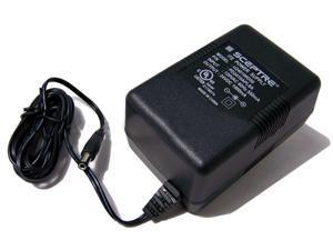 Sceptre ITE 1000mA 24vDC Power Supply U240100D50 Black 60Hz 120v AC Adapter
