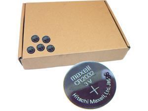 Lot-100 Maxell 3v Cell Coin Type Battery CR2032-L100 CR2032/3V
