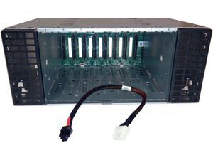 HP 8GPU 4U SFF 8-HDD Cage w/ Power Cable 690716-001 639313-001