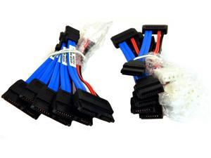 Lot-10 DC7900 Sata Optical Drive Cable 464530-001-L10 ODD Power Data Cable
