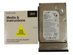 IBM Proventia AD100 HDD Preloaded Linux w/ CD 13MAJ Internet Security System