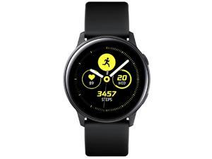 Samsung Galaxy Watch Active 40mm IP68 Water Resistant International Version Black