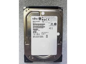 "Lot of 3 Fujitsu 300GB 15K SAS 3Gb/s 3.5"" Hard Drive MBA3300RC"