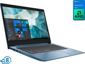 "Lenovo IdeaPad 1 Notebook, 14"" HD Display, AMD Athlon Silver 3050e Upto 2.8GHz, 4GB RAM, 256GB NVMe SSD, Vega 3, HDMI, Card Reader, Wi-Fi, Bluetooth, Windows 10 Home S"
