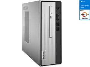 Lenovo IdeaCentre 3 07ADA Desktop, AMD Athlon Silver Athlon Silver 3050U Upto 3.2GHz, 8GB RAM, 512GB SSD, DVDRW, HDMI, VGA, Card Reader, Wi-Fi, Bluetooth, Windows 10 Home