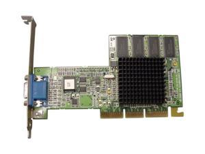 Ati 109-65700-20 Agp Video Card Rage 128