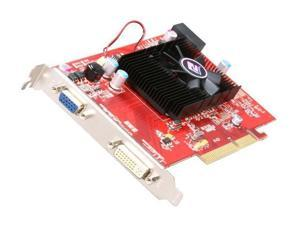 HD 3450 512MB 64-bit DDR2 AGP 8X HDC