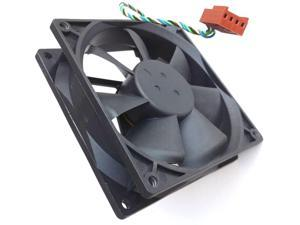 Foxconn PV902512P DC 12V brushless fan - 90x90x25mm - includes cable