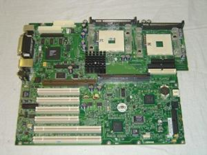 dual-processor 305439-001 Compaq Motherboard system I//O board Does not incl