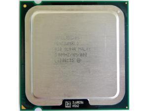 Intel Sl94R Cpu Pentium D 930 3Ghz 4Mb Cache, 800 Mhz Socket 775