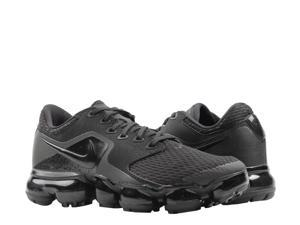 finest selection babf9 14bd0 Nike Air Vapormax (GS) Triple Black Dark Grey Big Kids Running Shoes 917963