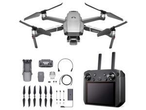 DJI Mavic 2 Pro RC Drone w/ Hasselblad Camera Portable Hobby Quadcopter (With DJI Smart Controller)