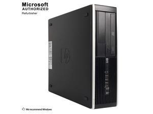 HP Pro 6300 Business Desktop Computer SFF Small Form Factor PC - Intel Core i5 3rd Gen, 8 GB DDR3 RAM, 2 TB HDD, Windows 10 Pro