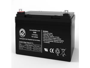 Bright Way Group BW 1222 12V 35Ah Sealed Lead Acid Replacement Battery