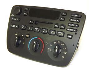 Ford Taurus & Mercury Sable 2004-2007 AM FM Cassette Radio w Aux iPod mp3 Input