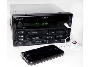Ford Truck and Van Radio 1999-2010 AM FM CD CS w iPod Sat Aux In XL2F-18C868-AB