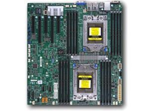 *LATEST REV 2.0* SuperMicro H11DSi-NT Dual AMD EPYC 7001/7002-series Motherboard