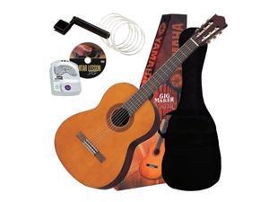 04f261c9d3 Yamaha C40 PKG Classical Guitar GigMaker Starter Pack GUITAR ESSENTIALS  BUNDLE