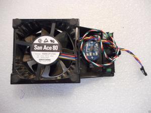 Dell Precision T5500 T3500 Secondary CPU Memory Shroud Cover U639F 0U639F