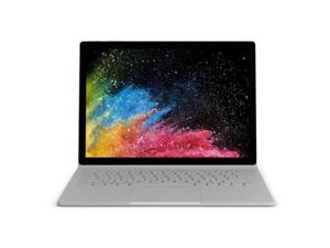 "Microsoft Surface Book 2 PGU-00001 Intel Core i5 8th Gen 8350U (1.70 GHz) 8 GB Memory 256 GB SSD Intel UHD Graphics 620 13.5"" Touchscreen 3000 x 2000 Detachable 2-in-1 Laptop Windows 10 Pro"