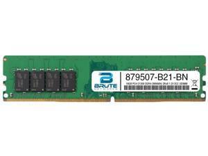 879507-B21 - HP Compatible 16GB PC4-21300 DDR4-2666MHz 2Rx8 1.2V ECC UDIMM