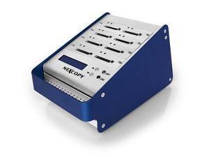Nexcopy 8 Port Standalone CF Duplicator 1 Master to 7 Target