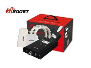 HiBoost Home 4K Smart Link Cell Phone Signal Booster - Coverage upto 4000 sq ft. - F10G-5S-BTW