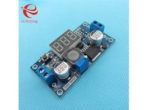 Adjustable Regulated Power Supply Module LM2596 Buck Converter Meter Voltmeter 2596-SDC Step Down module