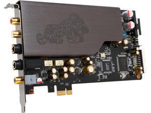 ASUS ESSENCE STX II 24-bit 192KHz PCI Express x1 Interface Hi-Fi Quality Sound Card
