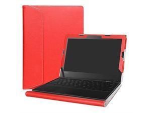 "Protective Case Cover For 11.6"" Lenovo 500e Chromebook & 300e Chromebook & 100e Chromebook Series Laptop - Green/ Blue/ Red"