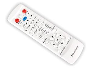 TeKswamp Video Projector Remote Control (White) for InFocus IN3914