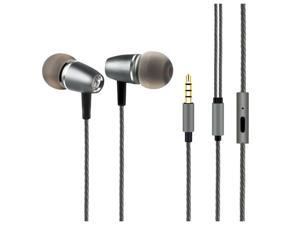 Earbuds for Samsung Headphones with Microphone for iPhone Earbuds - Audifonos for Samsung Earbuds with Microphone for Samsung Earphones for Samsung Ear Buds for iPhone 6 6s Samsung S9 S8 S7 S6 etc.