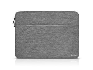 Laptop Sleeve 15.6 inch, Egiant Slim Water-Resistant Notebook Cases Bag Compatible F555LA/MB168B/X551/Aspire 15.6/ Chromebook 15/Inspiron 15.6/ Pavilion 15.6, Protective Computer Cover Briefcase-Gray