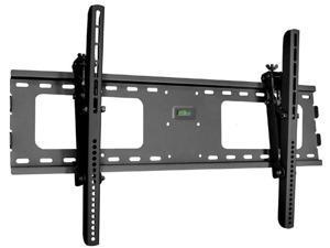 """Black Adjustable Tilt/Tilting Wall Mount Bracket for Vizio Smart TV E551d-A0 55"""" inch LED 3D HDTV TV/Television"""