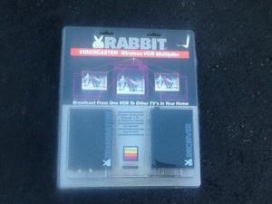 Gemini Rabbit Videocaster Wireless VCR Multiplier