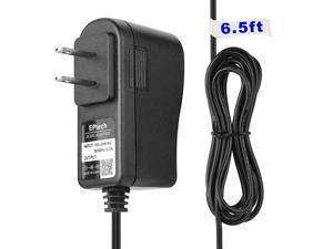 AC/DC Adapter Replacement for SIL SSA-100060US Fits Bissell 1611736 Pet Stain Eraser 2054 2002 20028 2002Q 2003 2003A 2164A Power Supply Cord Charger Mains PSU