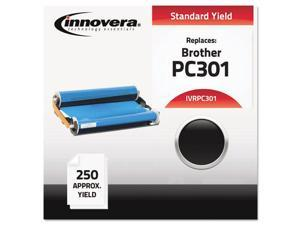 UNVPC301 - Universal Thermal Print Cartridge Ribbon for Brother PPF-750