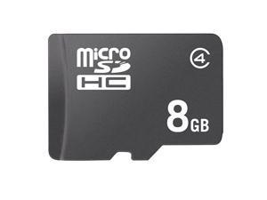 EasyStore 8 GB Class 2 microSDHC Flash Memory Card