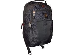Wenger Planemo Laptop Backpack, Black Geo