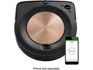 Roomba S9 Wi-Fi Connected Robot Vacuum - Java Black