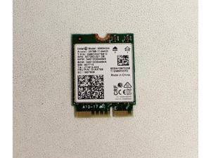 9560NGW INTEL 9560NGW 2.4G/5G 300MBPS+1730MBPS 160 MHZ CHANNELS BLUTOOTH 5.0 NGFF COMBO WIFI ADAPTER