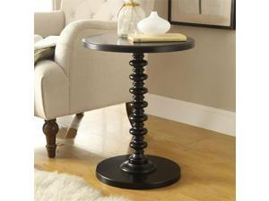 ACME Acton End Table in Black