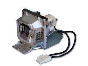 OEM Benq Projector Lamp, Replaces Model MP525ST with Housing
