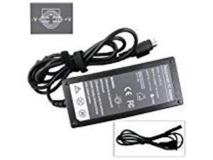 CBK New 4pin AC Adapter Charger Power for Sanyo CLT2054 LCD TV Monitor 12V 5A